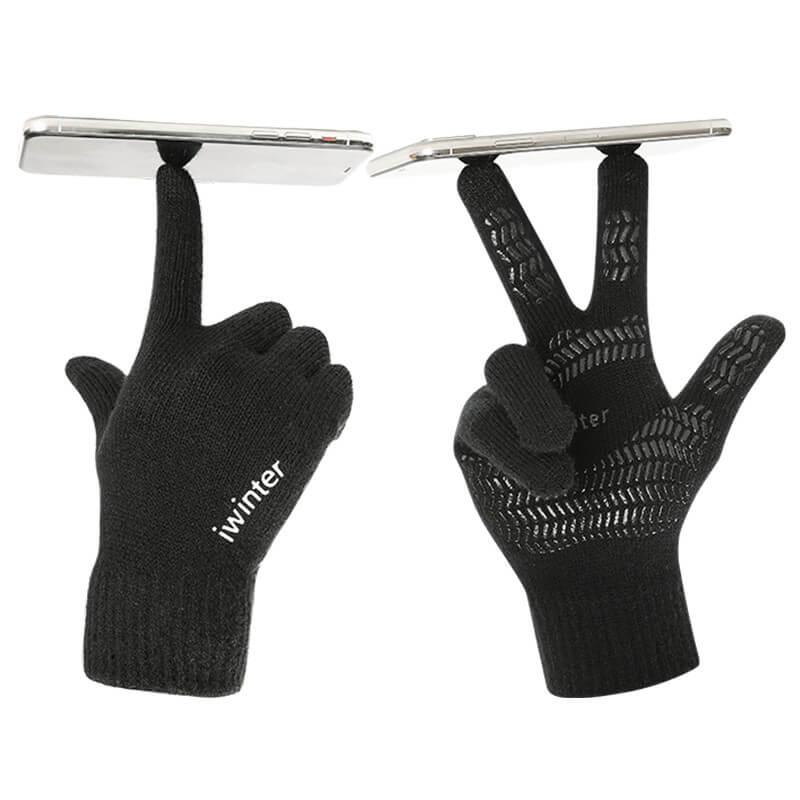 Перчатки сенсорные iWinter (нескользящие)