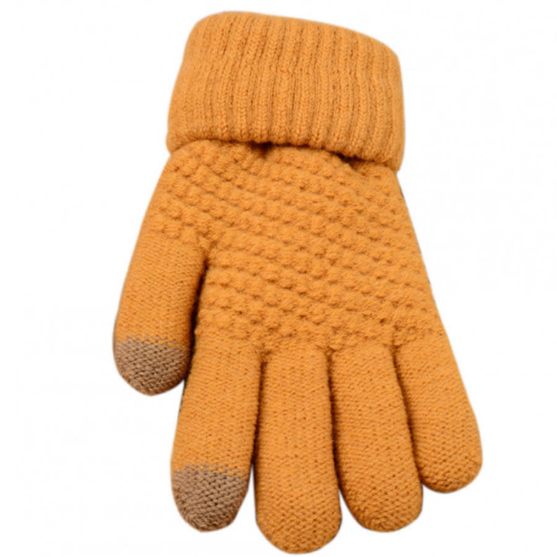 Перчатки сенсорные SHOU утепленные