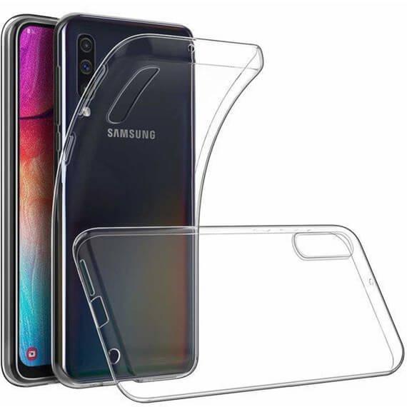 TPU чехол Ultrathin Series 0,33mm для Samsung Galaxy A70 (A705F)