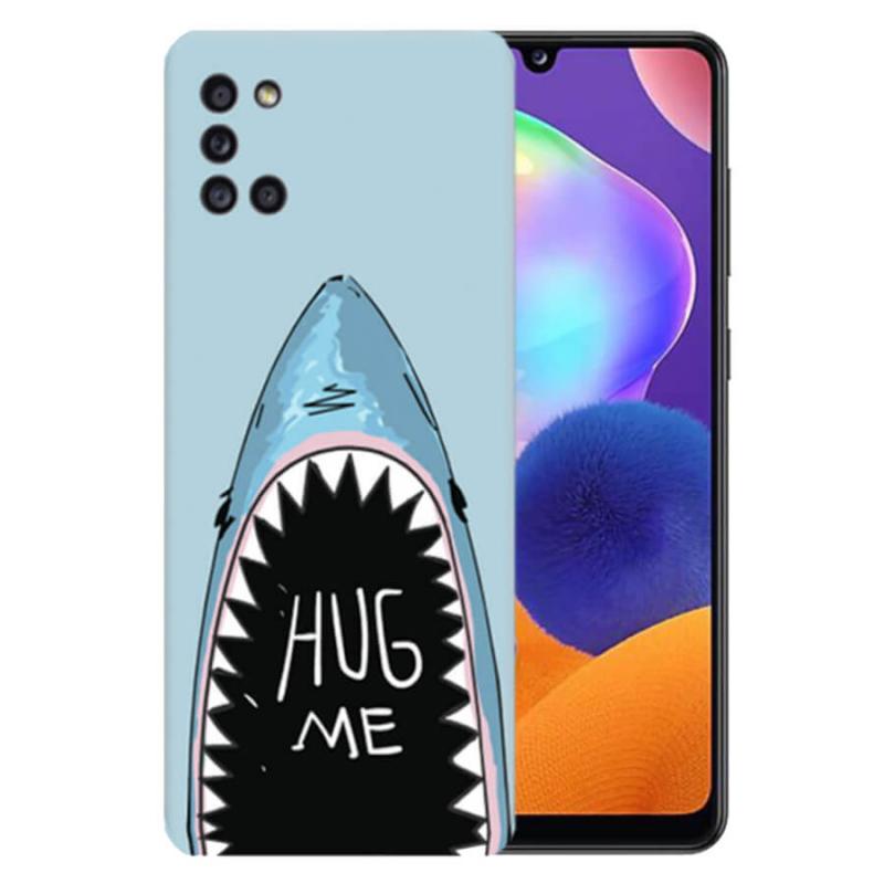 Чехол Friendly Shark для Samsung Galaxy A31
