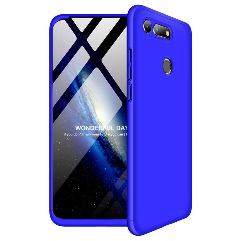 Пластиковая накладка GKK LikGus 360 градусов для Huawei Honor View 20 / V20
