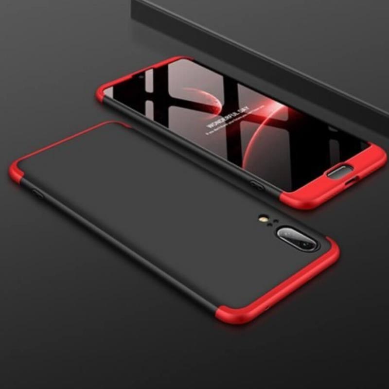 Пластиковая накладка GKK LikGus 360 градусов для Huawei P20