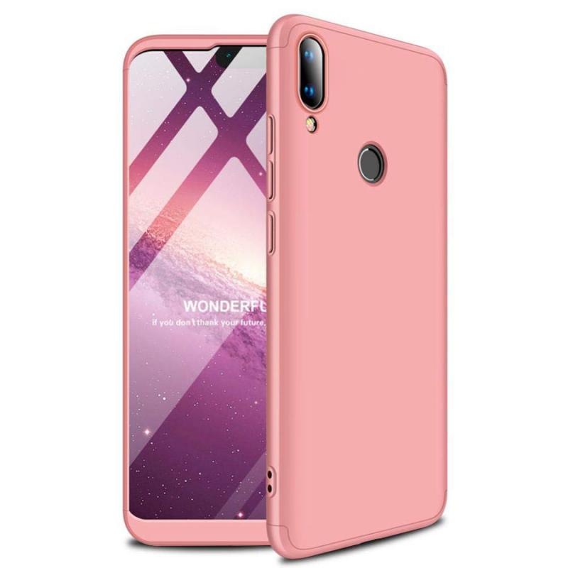 Пластиковая накладка GKK LikGus 360 градусов для Huawei Y9 (2019) / Enjoy 9 Plus