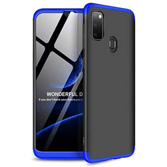 Пластиковая накладка GKK LikGus 360 градусов для Samsung Galaxy M30s / M21