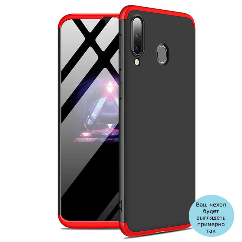 Пластиковая накладка GKK LikGus 360 градусов для Xiaomi Redmi K30