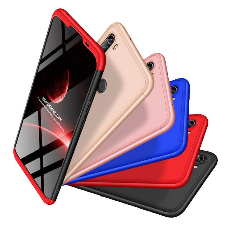 Пластиковая накладка GKK LikGus 360 градусов для Xiaomi Redmi Note 8T