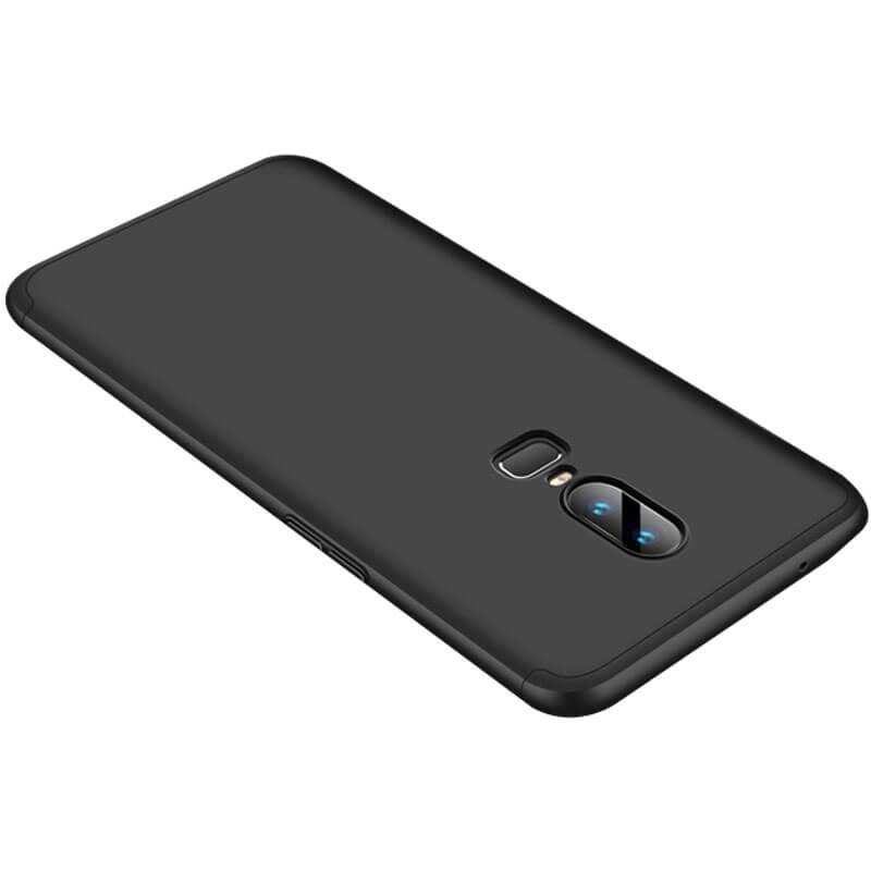 Пластиковая накладка GKK LikGus 360 градусов (opp) для OnePlus 6
