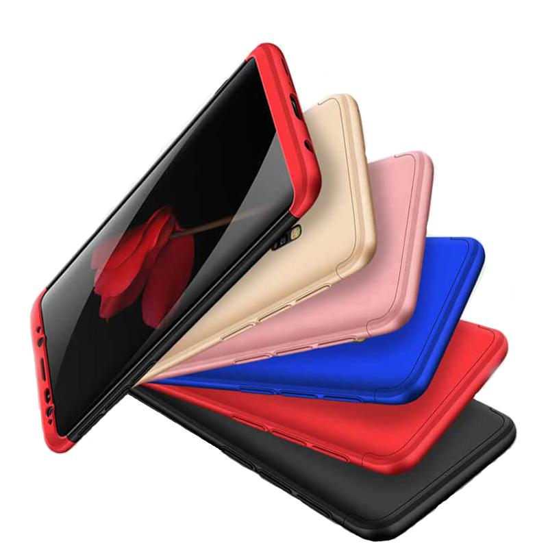 Пластиковая накладка GKK LikGus 360 градусов для Xiaomi Redmi 5 Plus / Redmi Note 5 (SC)