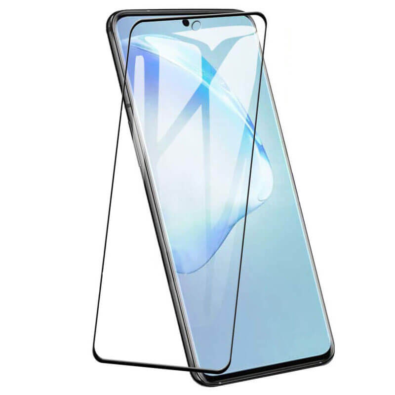 Полимерная пленка Polymer Nano (full glue) (тех. пак) для Samsung Galaxy S20 Ultra