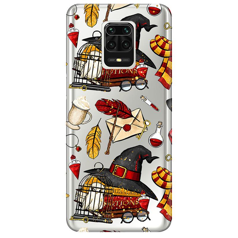 Чехол Harry Potter Series для Xiaomi Redmi Note 9s / Note 9 Pro / Note 9 Pro Max