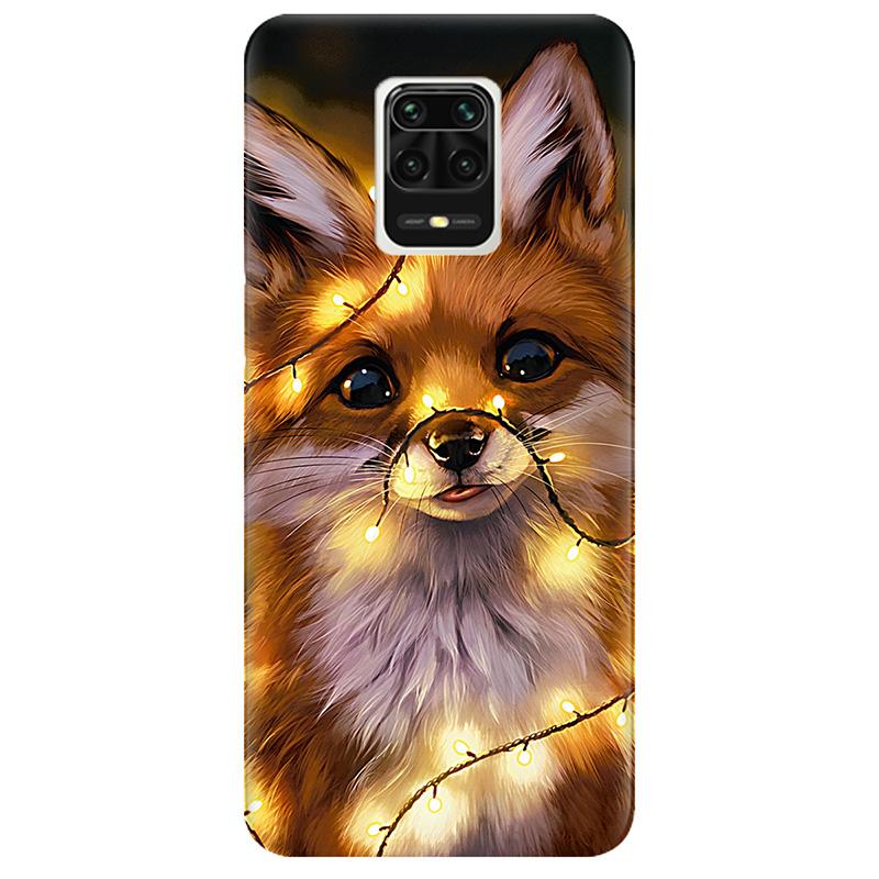 Чехол Сute fox для Xiaomi Redmi Note 9s / Note 9 Pro / Note 9 Pro Max