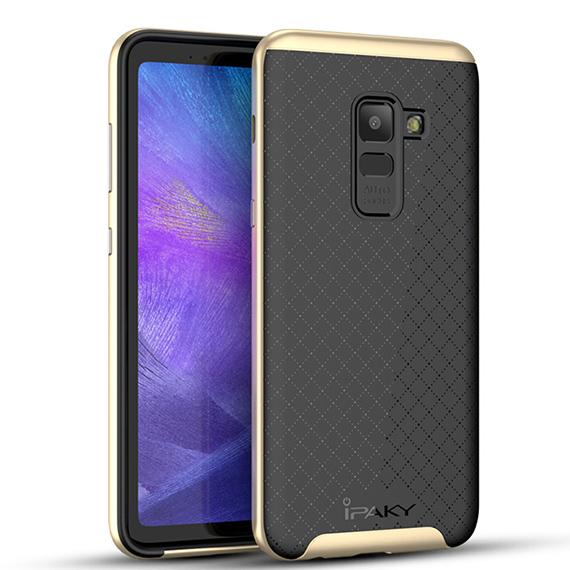 Чехол iPaky TPU+PC для Samsung A530 Galaxy A8 (2018)