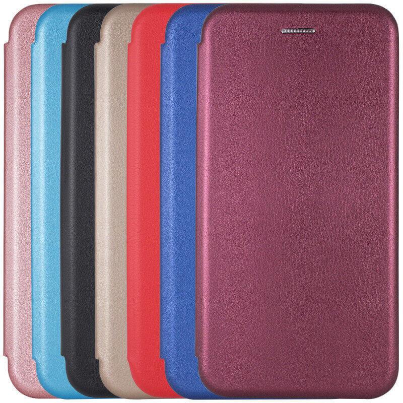 Кожаный чехол (книжка) Classy для Samsung Galaxy A01
