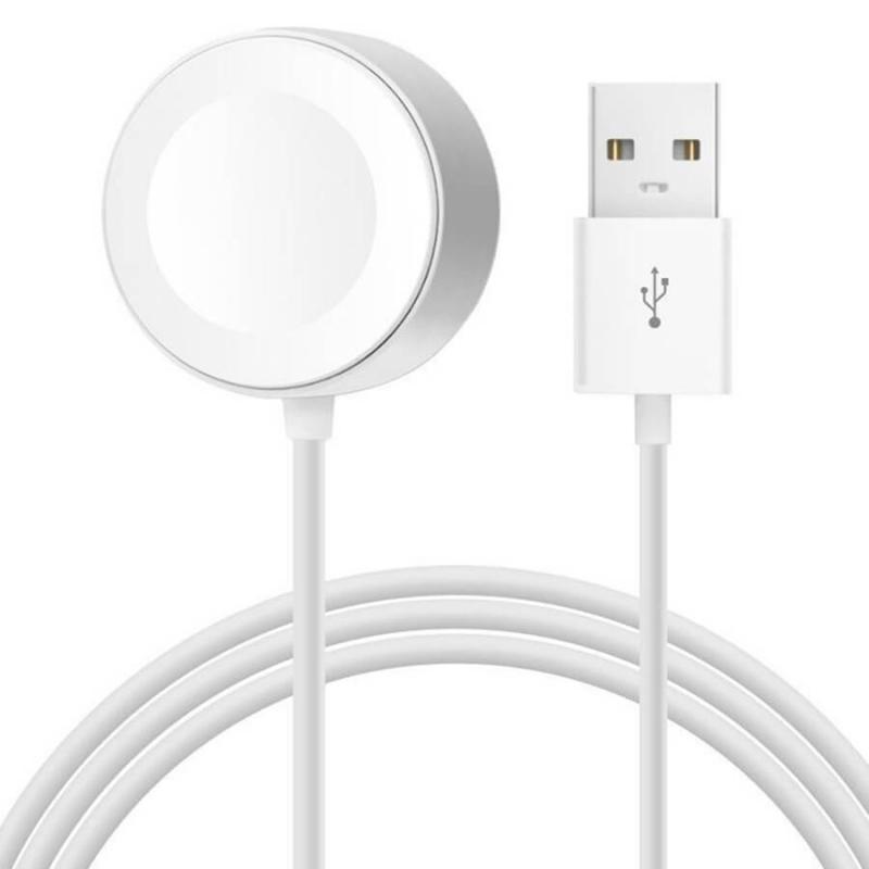 Беспроводное зарядное устройство USAMS US-CC063 for Apple Watch (ABS)