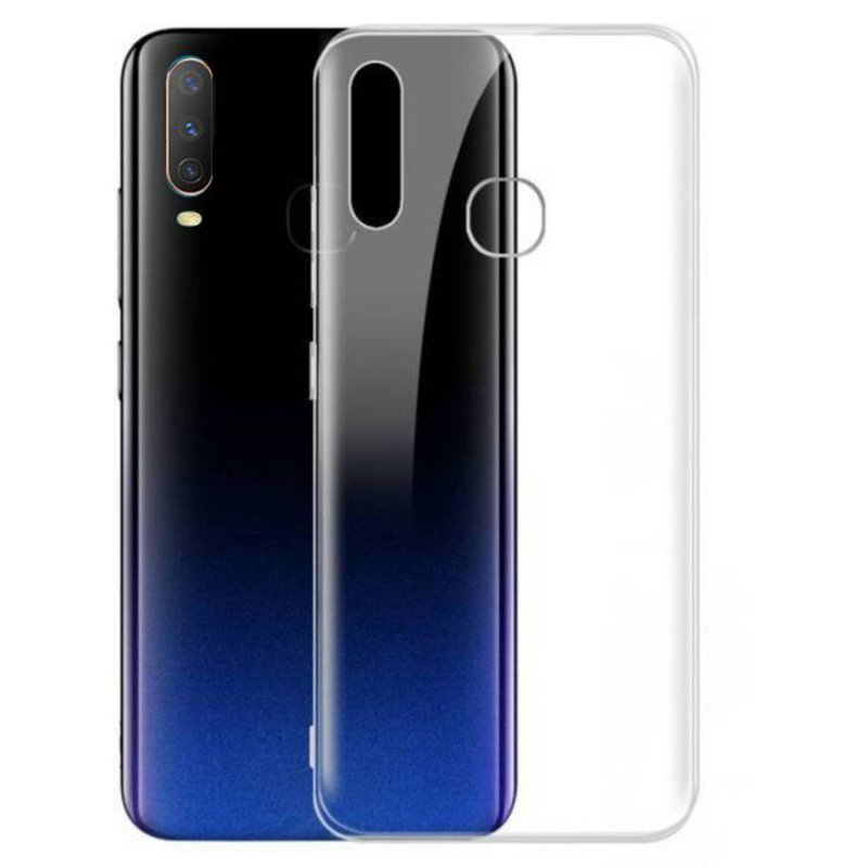 TPU чехол Ultrathin Series 0,33mm для Vivo Y15 / Y17