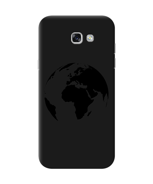 Чехол Earth From Space для Samsung Galaxy A7 (2017)