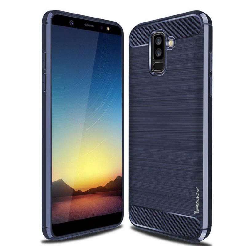 TPU чехол iPaky Slim Series для Samsung Galaxy A6 Plus (2018) / Galaxy J8 (2018)
