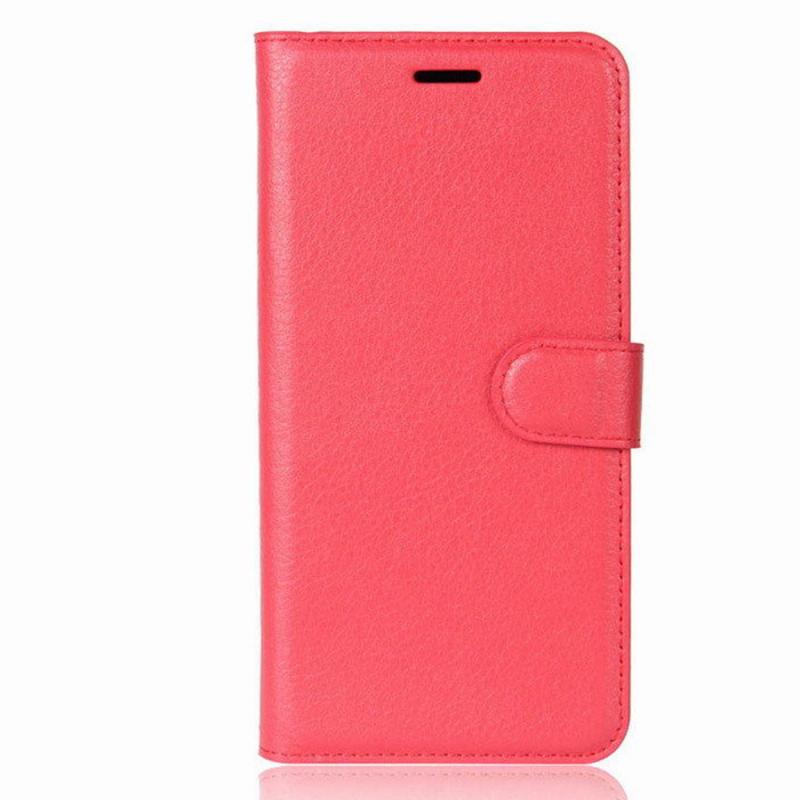 Чехол (книжка) Wallet с визитницей для Sony Xperia XZ1 / XZ1 Dual