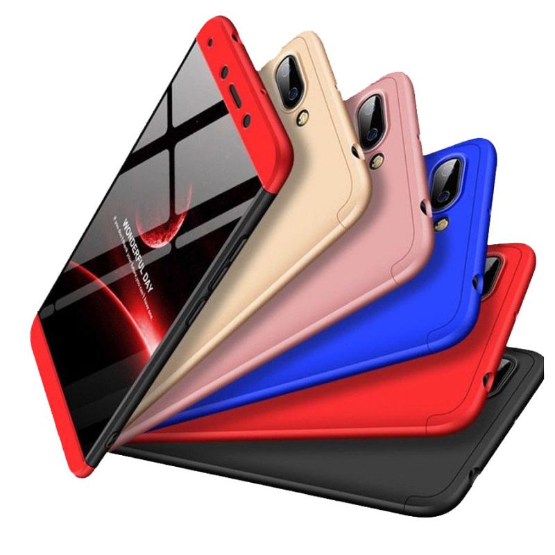 Пластиковая накладка GKK LikGus 360 градусов для Xiaomi Redmi 6A