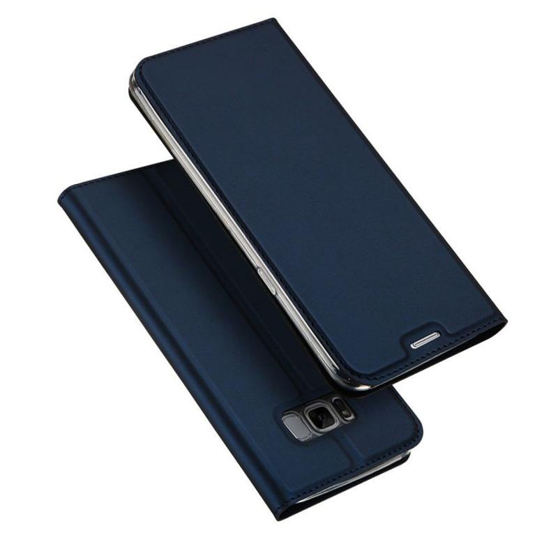 Чехол-книжка Dux Ducis с карманом для визиток для Samsung G955 Galaxy S8 Plus