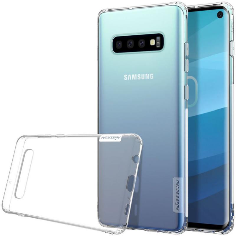 TPU чехол Nillkin Nature Series для Samsung Galaxy S10+