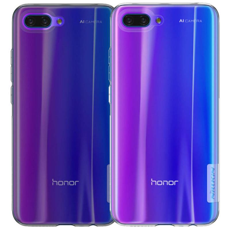TPU чехол Nillkin Nature Series для Huawei Honor 10