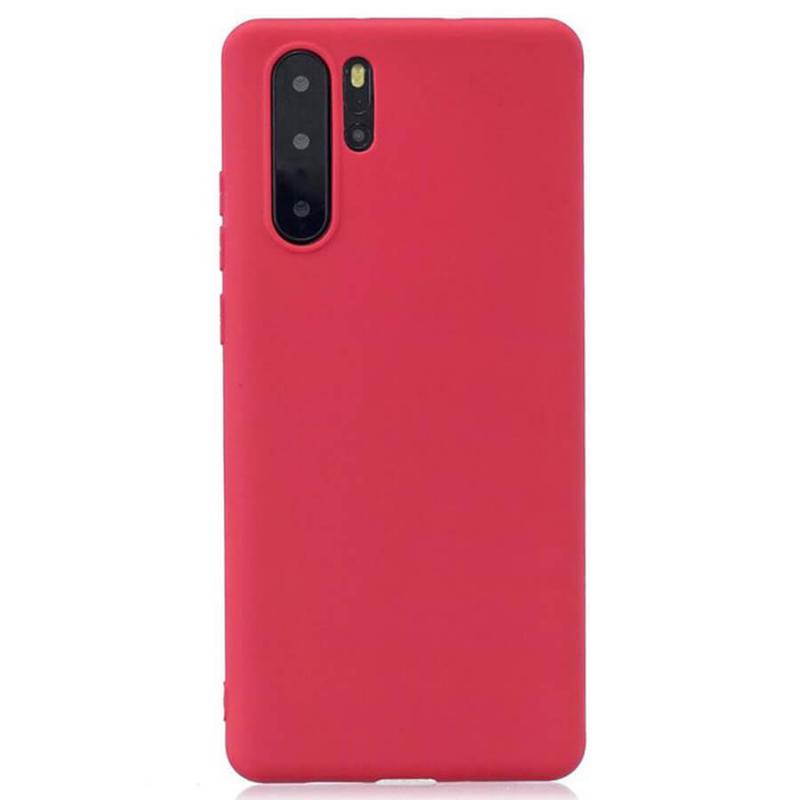 Силиконовый чехол Candy для Huawei P30 Pro