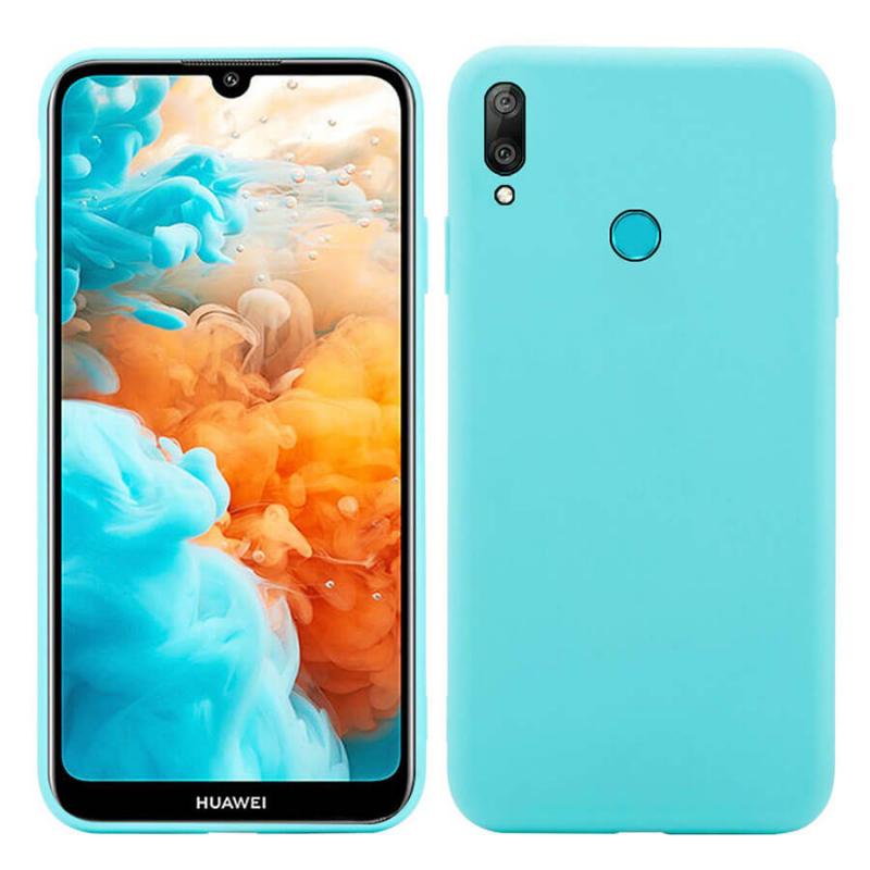Силиконовый чехол Candy для Huawei Y7 (2019) / Huawei Y7 Prime (2019)