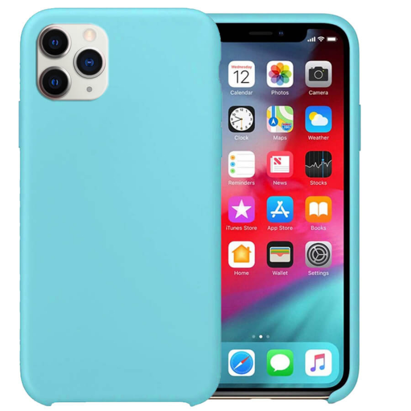 """Силиконовый чехол Soft cover для Apple iPhone 11 Pro (5.8"""")"""