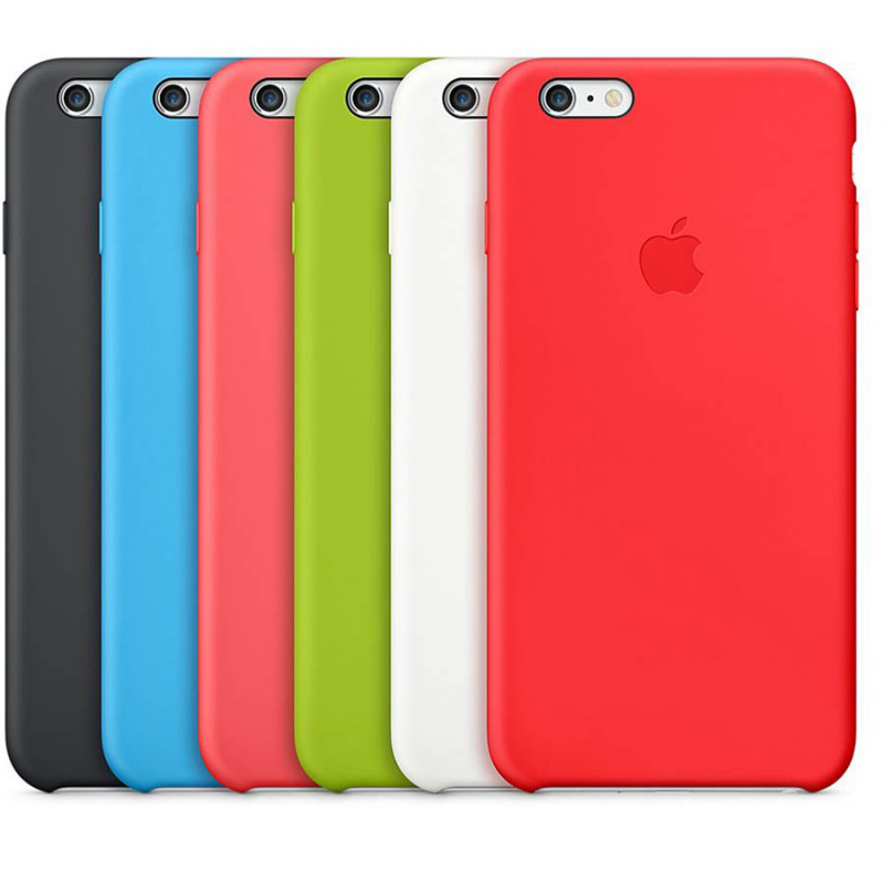 "Чехол Silicone case (A) для Apple iPhone 6/6s (4.7"")"