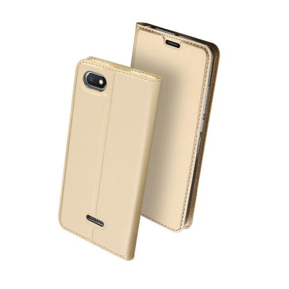 Чехол-книжка Dux Ducis с карманом для визиток для Xiaomi Redmi 6A