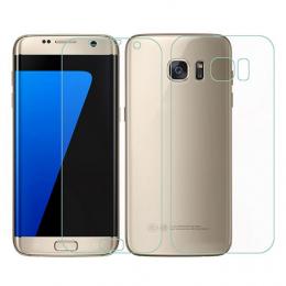 Бронированная полиуретановая пленка BestSuit (на обе стороны) для Samsung G935F Galaxy S7 Edge