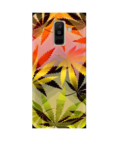 Чехол Autumn Mood для Samsung Galaxy A6 Plus (2018)