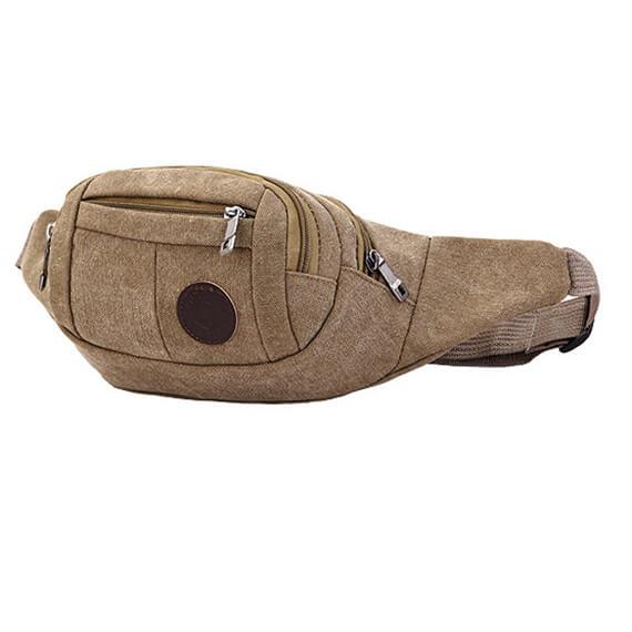 Сумка на пояс (бананка) Casual Bag