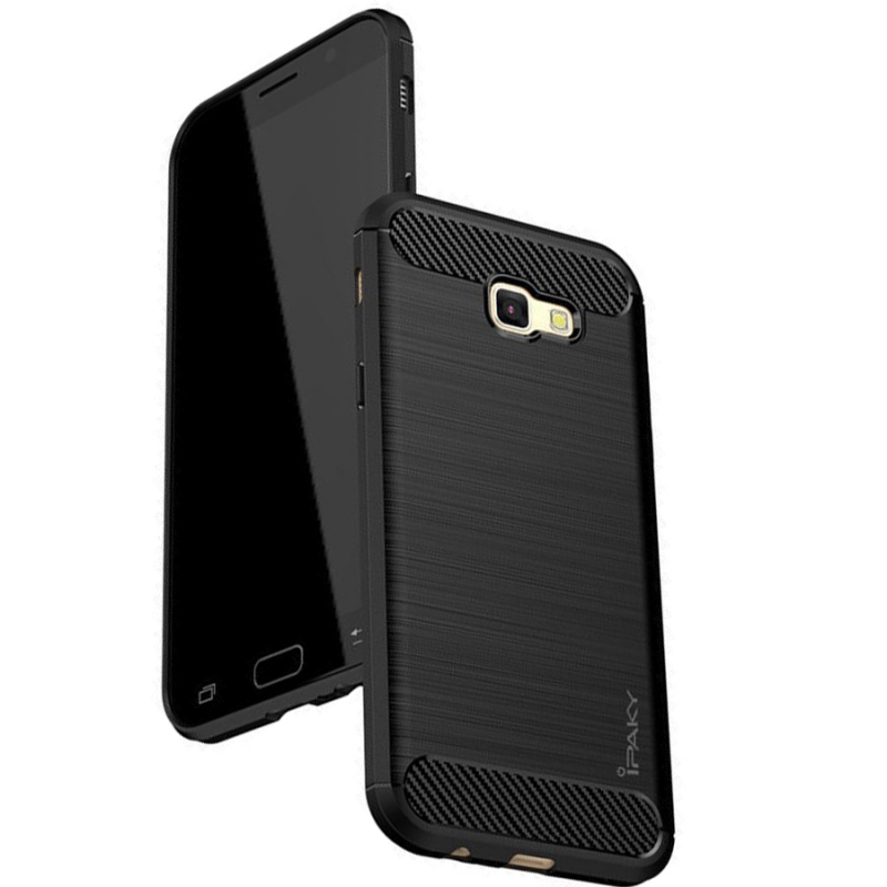 TPU чехол iPaky Slim Series для Samsung A520 Galaxy A5 (2017)