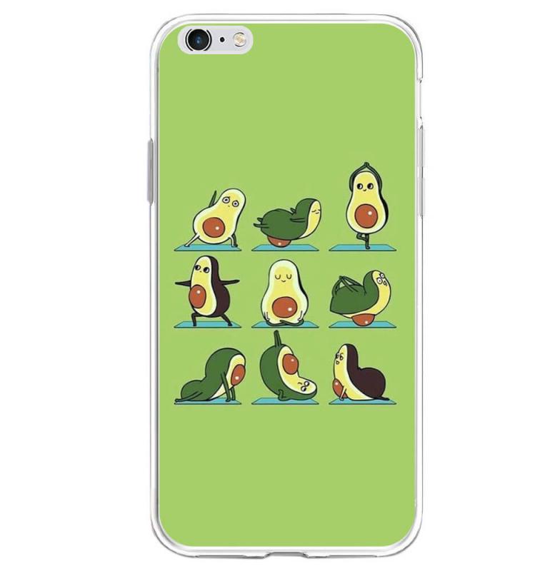 "TPU чехол Avocado для Apple iPhone 6/6s (4.7"")"