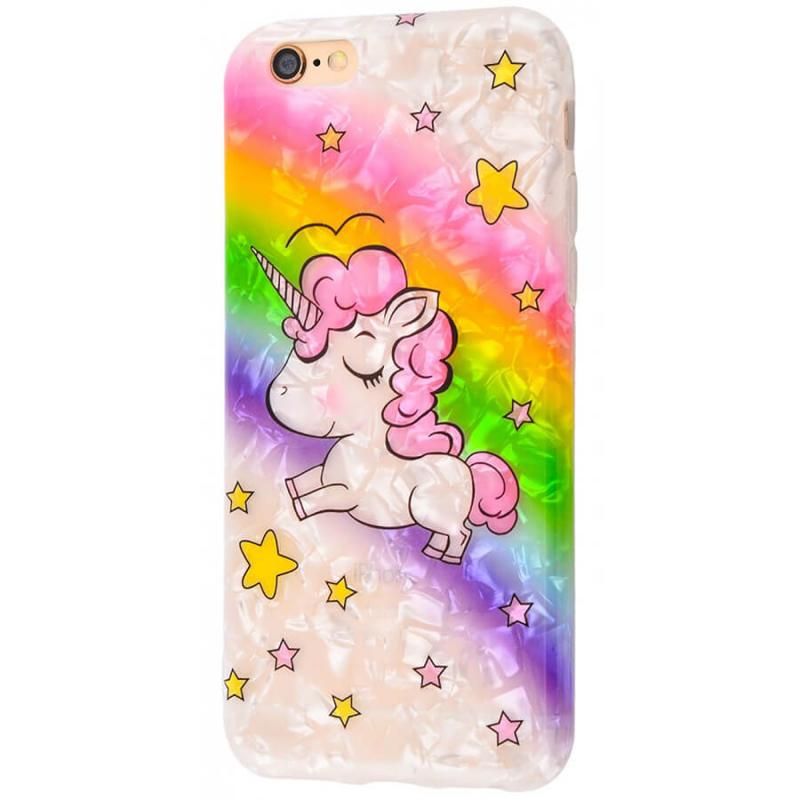 "TPU чехол Dream Unicorn для Apple iPhone 6/6s (4.7"")"
