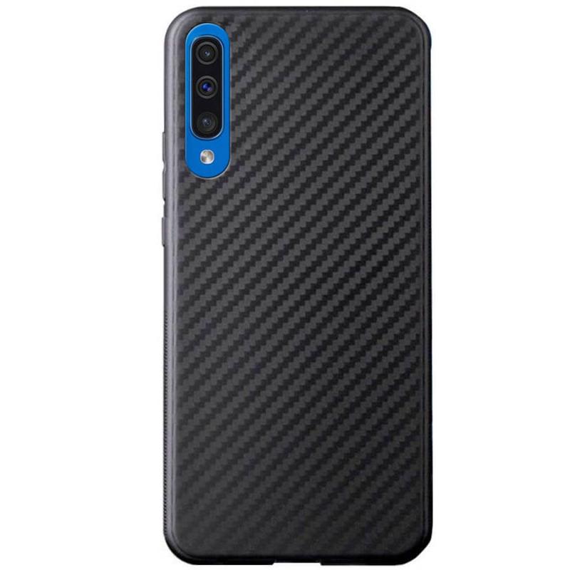 TPU чехол Epic Carbon для Samsung Galaxy A50 (A505F) / A50s / A30s