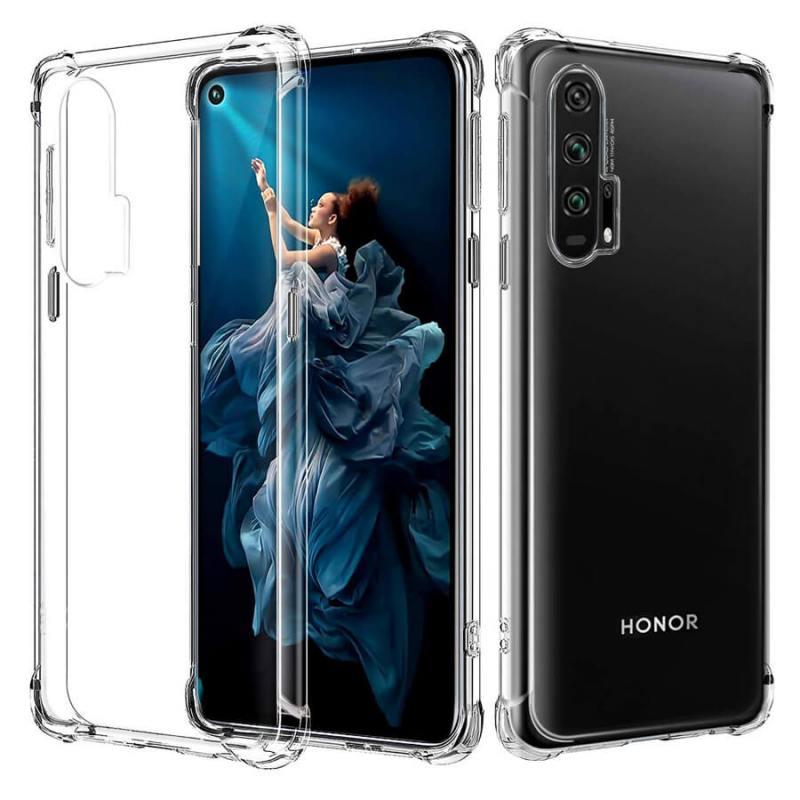 TPU чехол Epic Ease с усиленными углами для Huawei Honor 20 Pro