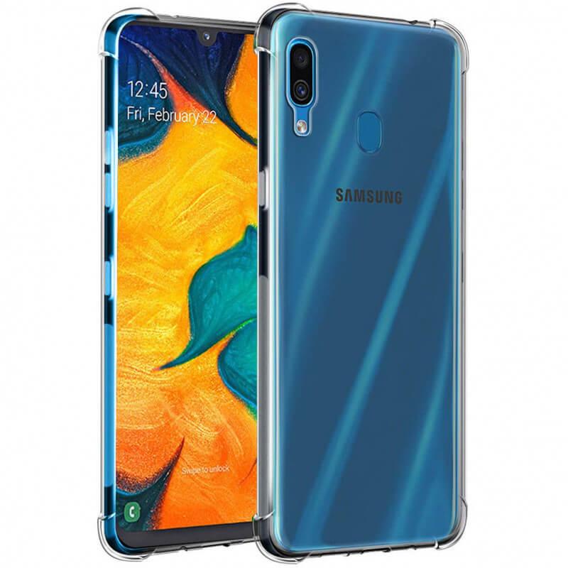 TPU чехол Epic Ease с усиленными углами для Samsung Galaxy A20 / A30
