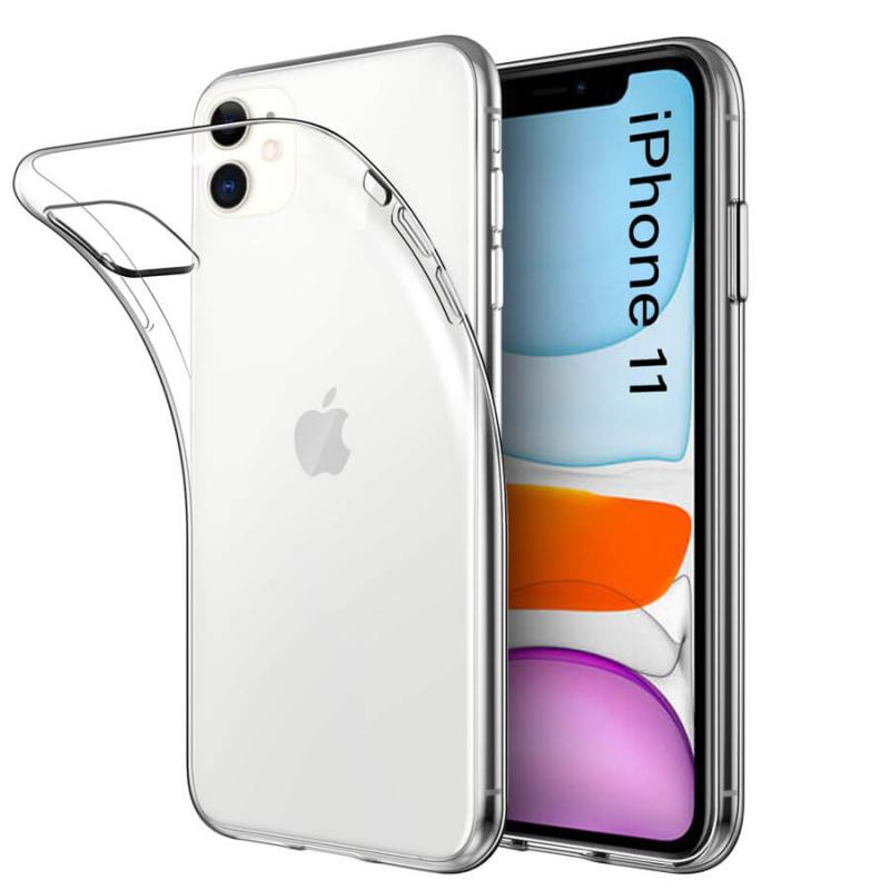 """TPU чехол Epic Premium Transparent для Apple iPhone 11 (6.1"""")"""