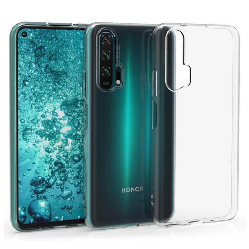TPU чехол Epic Transparent 1,0mm для Huawei Honor 20 / Nova 5T