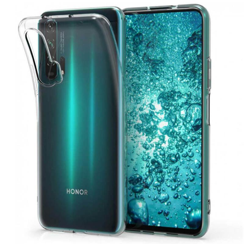 TPU чехол Epic Transparent 1,0mm для Huawei Honor 20 Pro