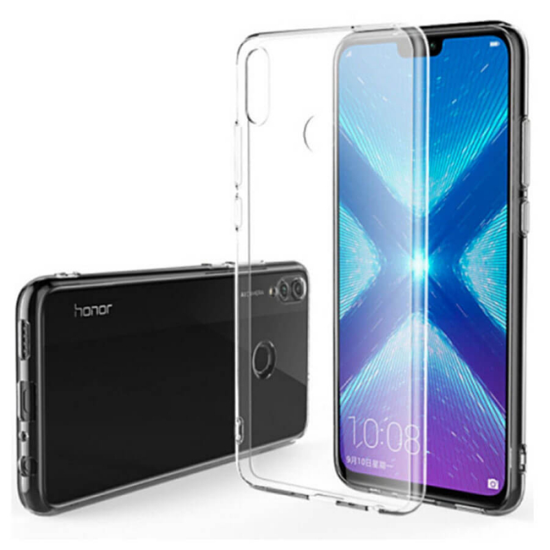 TPU чехол Epic Transparent 1,0mm для Huawei Honor 8X