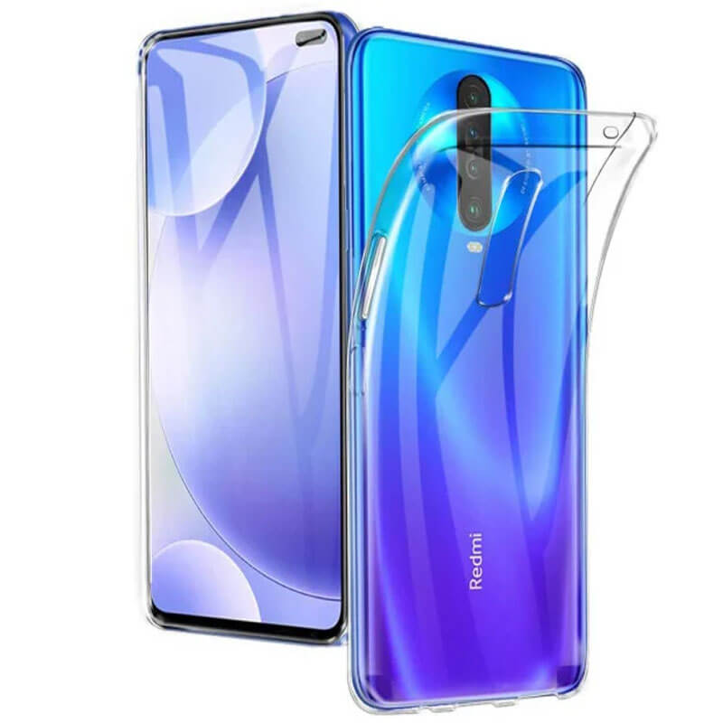 TPU чехол Epic Transparent 1,0mm для Oppo Reno 3 Pro