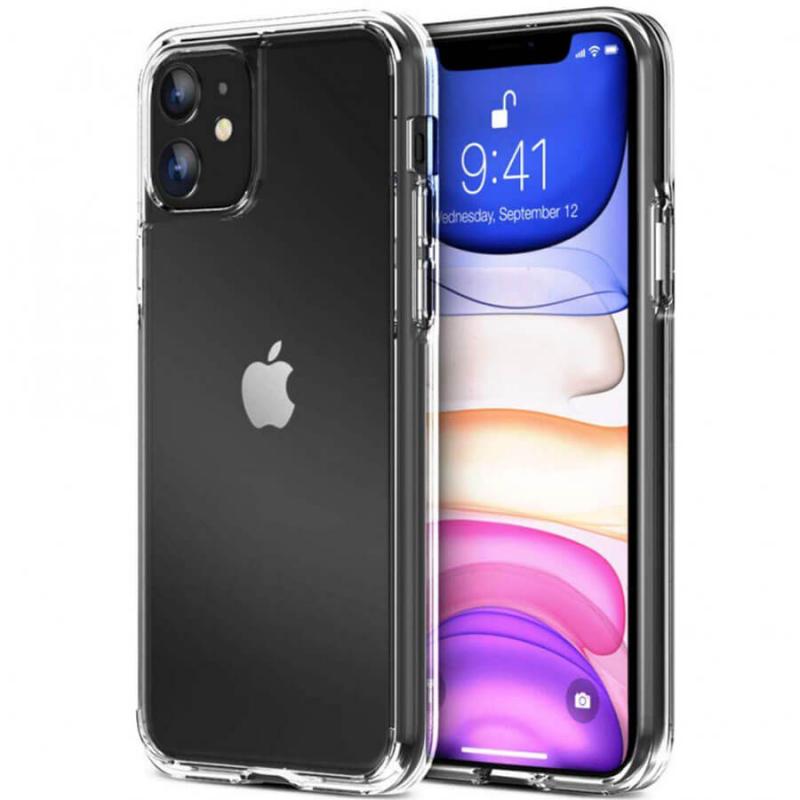 "TPU чехол Epic Transparent 2,00 mm для Apple iPhone 11 (6.1"")"