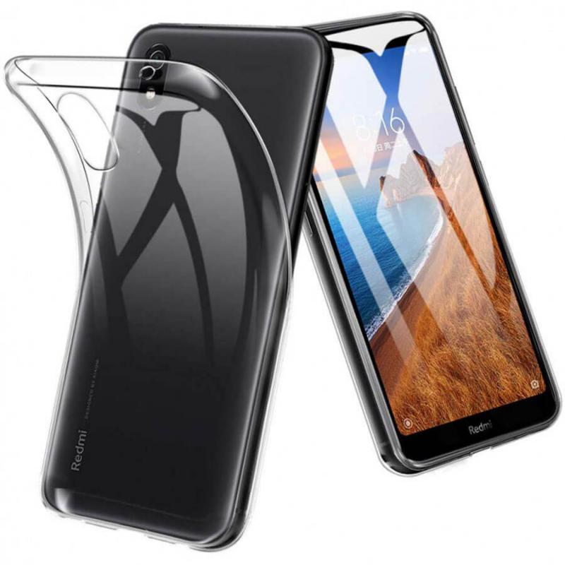 TPU чехол Epic Transparent 2,00 mm для Xiaomi Redmi 7A
