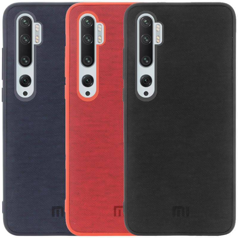 TPU чехол Fiber Logo для Mi Note 10 / Note 10 Pro / Mi CC9 Pro