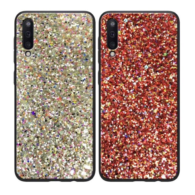 TPU чехол Glitter Crystal для Samsung Galaxy A50 (A505F) / A50s / A30s