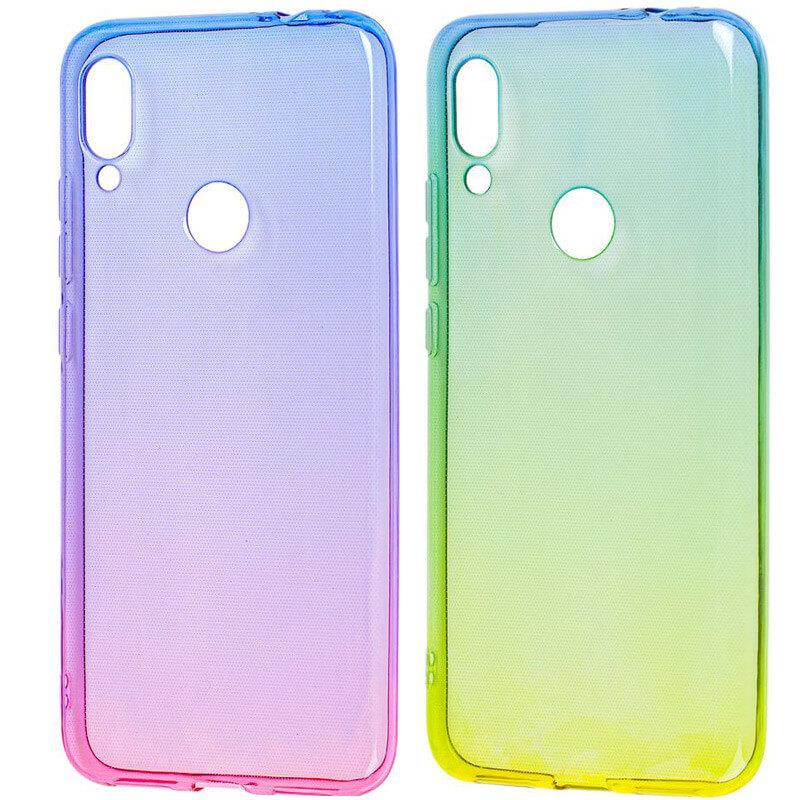 TPU чехол Gradient Color для Xiaomi Redmi Note 7 / Note 7 Pro / Note 7s